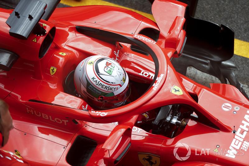 Антонио Джовинацци, Ferrari SF71H