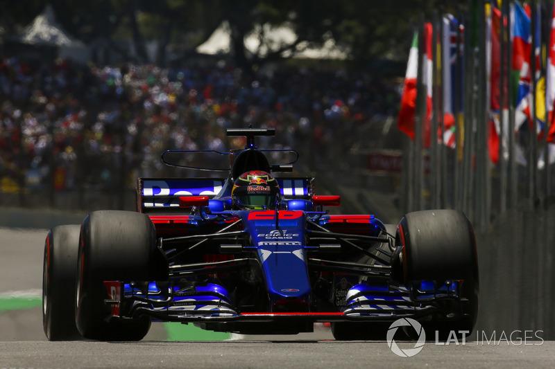 Toro Rosso - Brendon Hartley (CONFIRMADO)