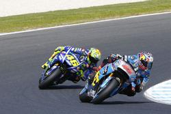 Jack Miller, Estrella Galicia 0,0 Marc VDS,Valentino Rossi, Yamaha Factory Racing