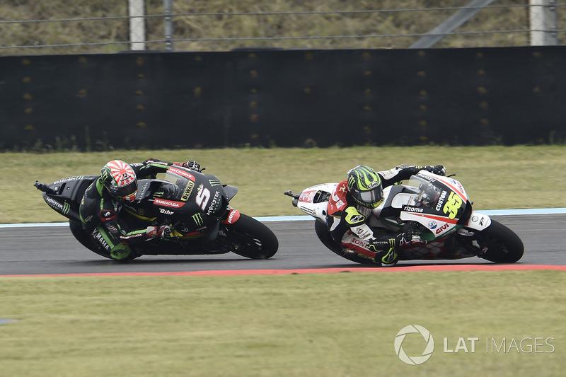 12. Переможець Гран Прі Аргентини 2018 року: Кел Кратчлоу, Honda LCR