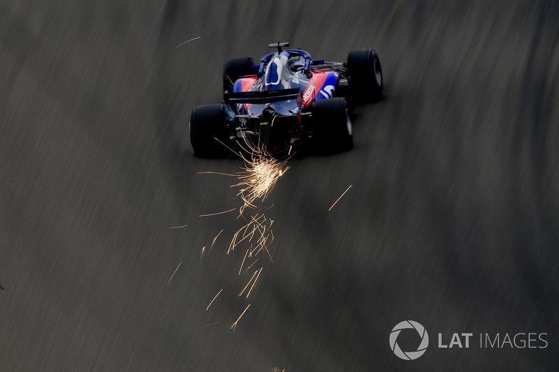 20. Брендон Хартлі, Toro Rosso — 0