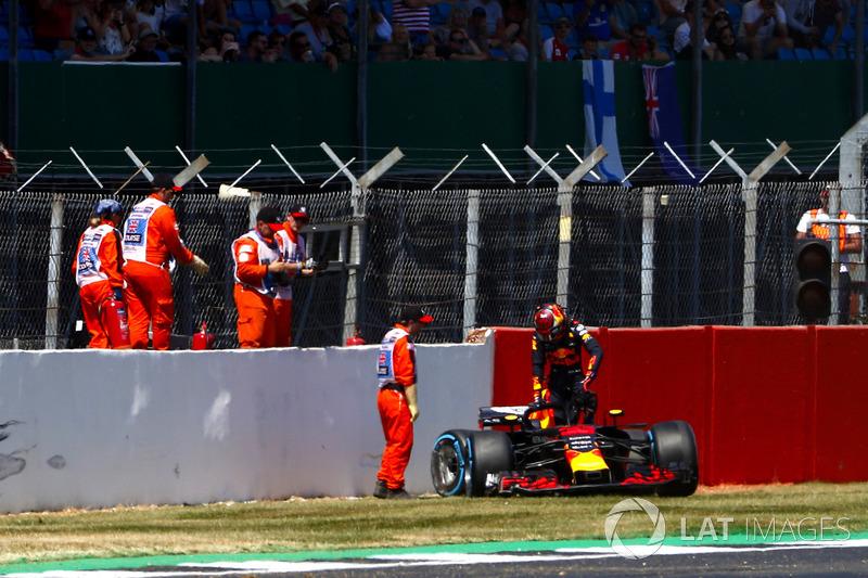 GP Inggris Raya - Max Verstappen (FP2)