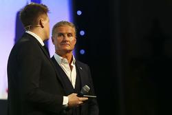 Jake Humphrey, David Coulthard
