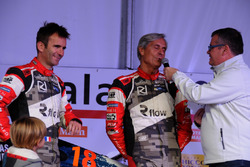 Romain Dumas et Denis Giraudet, Porsche Team