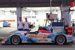 Ho Pin Tung, Gustavo Menezes, Jackie Chan DC Racing, Oreca Nissan 03R