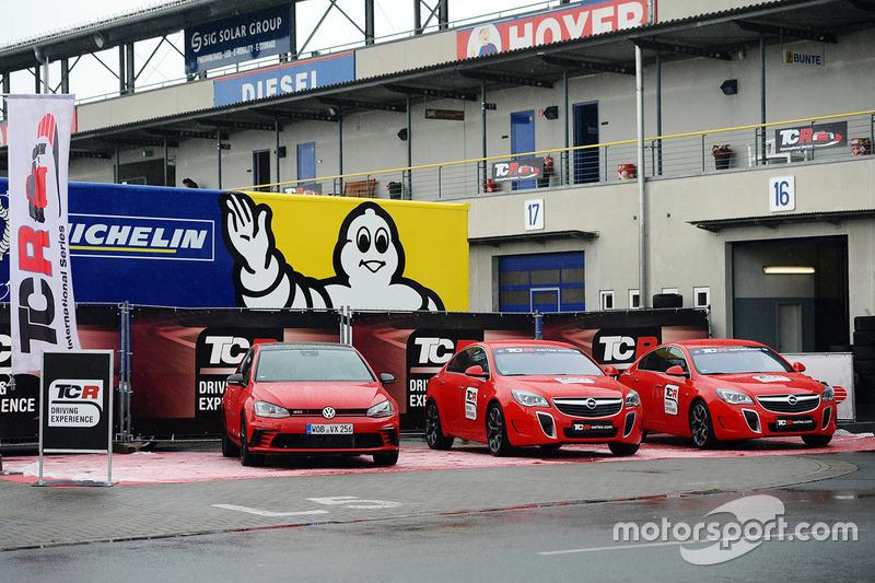 Michelin TCR Driving  Experiencia de conducción