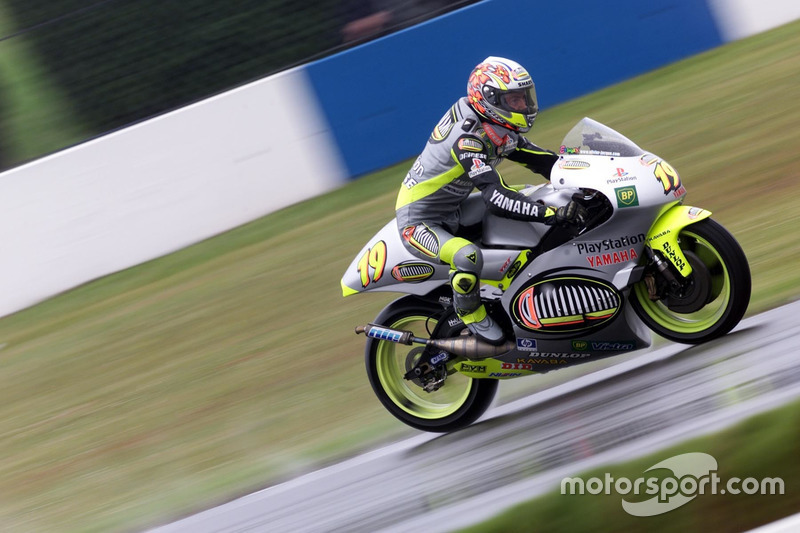 2000 - Olivier Jacque (250cc)