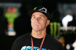 Randy Mamola, manager de Bradley Smith, Tech 3 Yamaha