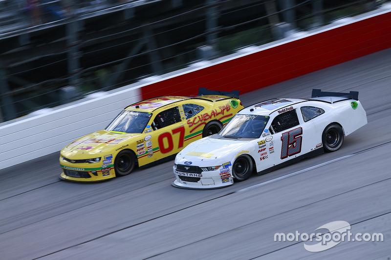 Ray Black Jr., Chevrolet, Todd Peck, Ford
