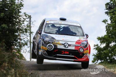 Trofei Renault IRC: Rally del Casentino