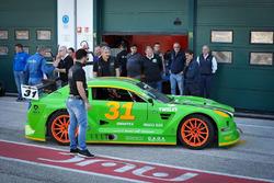 Mitjet #31, The Club Motorsport