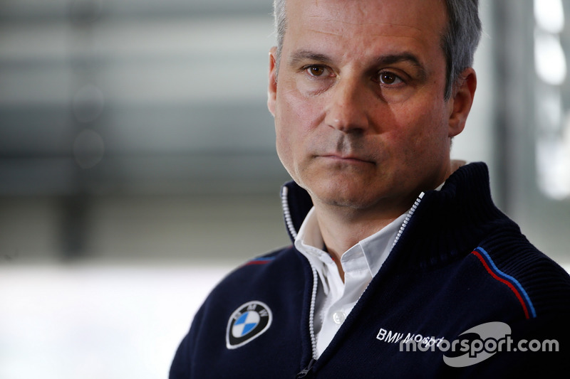 Jens Marquardt, BMW Motorsport Director.