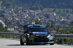 Simone Miele, Roberto Mometti, Ford Fiesta WRC, Top Rally