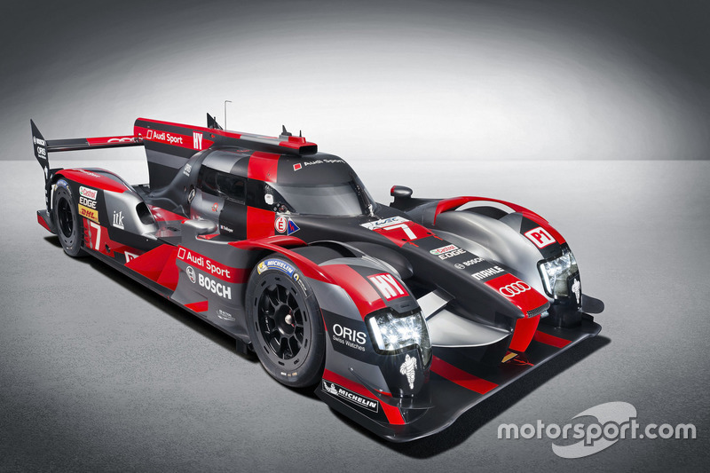 Decoración Audi R18 2016