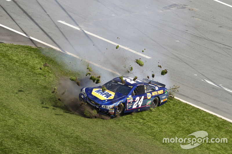 Crash von Chase Elliott