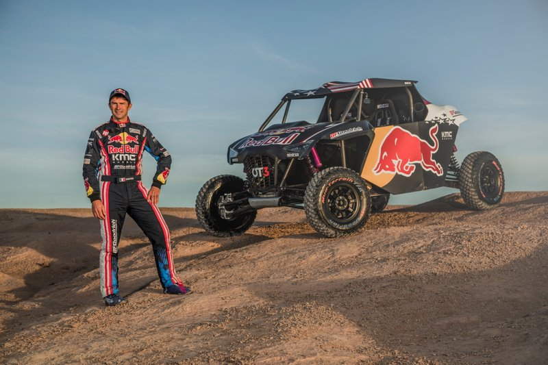 Red Bull Off-Road Junior Program