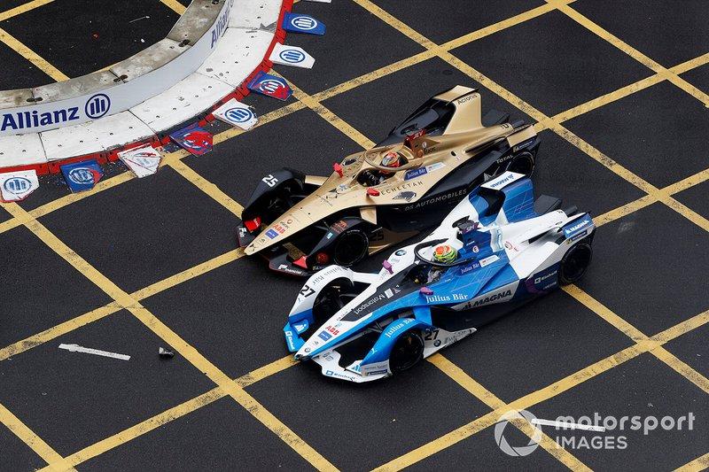 Жан-Ерік Вернь, DS TECHEETAH, DS E-Tense FE19, Александер Сімс, BMW I Andretti Motorsports, BMW iFE.18