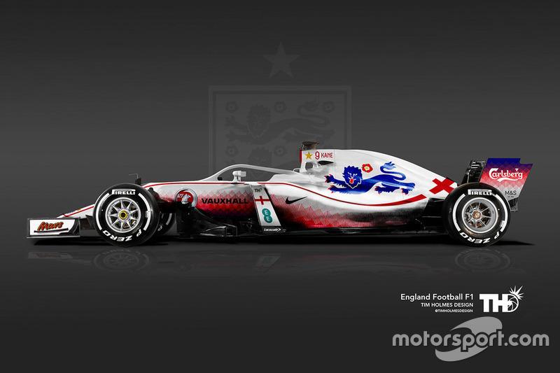 F1 Team Inglaterra
