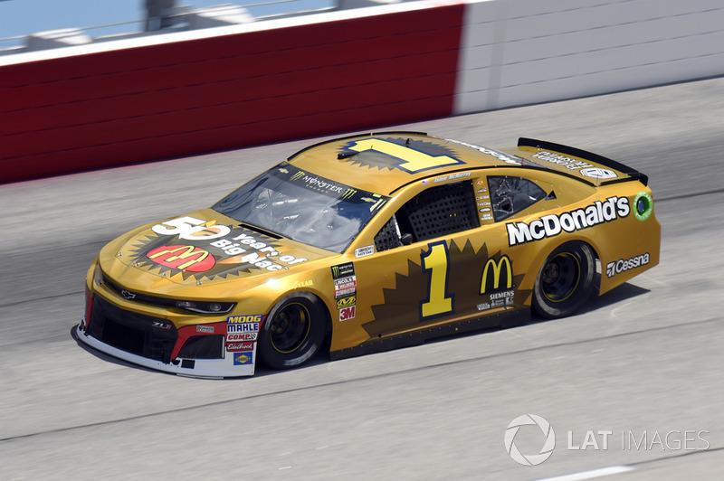 Jamie McMurray, Chip Ganassi Racing, Chevrolet Camaro