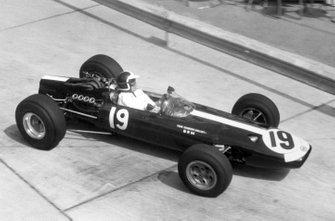Bob Bondurant, BRM P261