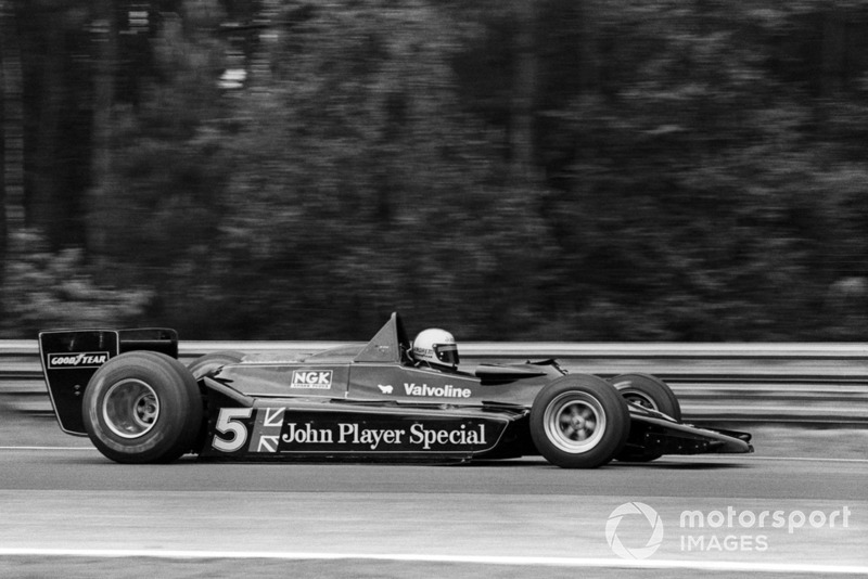Mario Andretti, Lotus 79