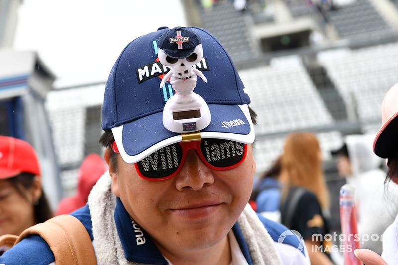 Williams F1 taraftarı