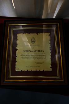 Auszeichnung: Dorna Sports