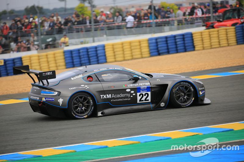 22 Tf Sport Aston Martin V12 Vantage Gt3 Andrew Jarman Devon