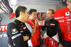 #1 Nismo Nissan GT-R Nismo GT3: Tsugio Matsuda, Ronnie Quintarelli