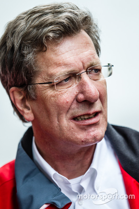Директор Audi Sport Team Joest Ральф Юттнер