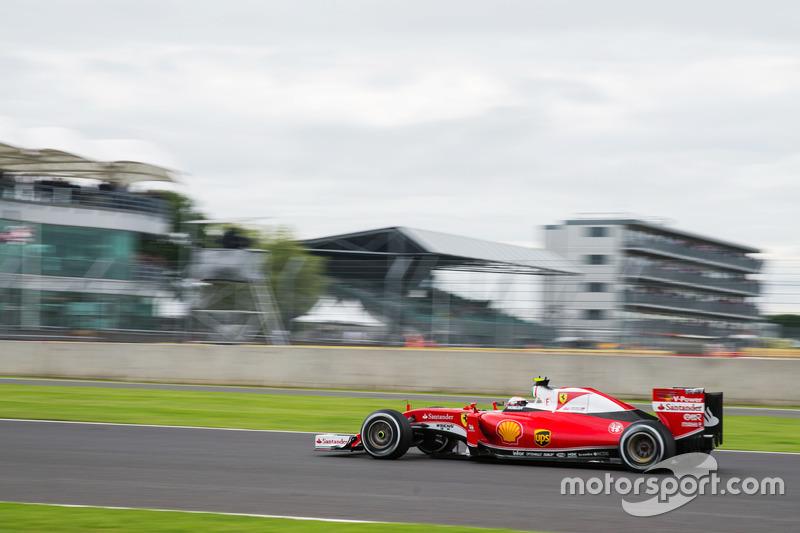 5. Kimi Räikkönen, Ferrari SF16-H