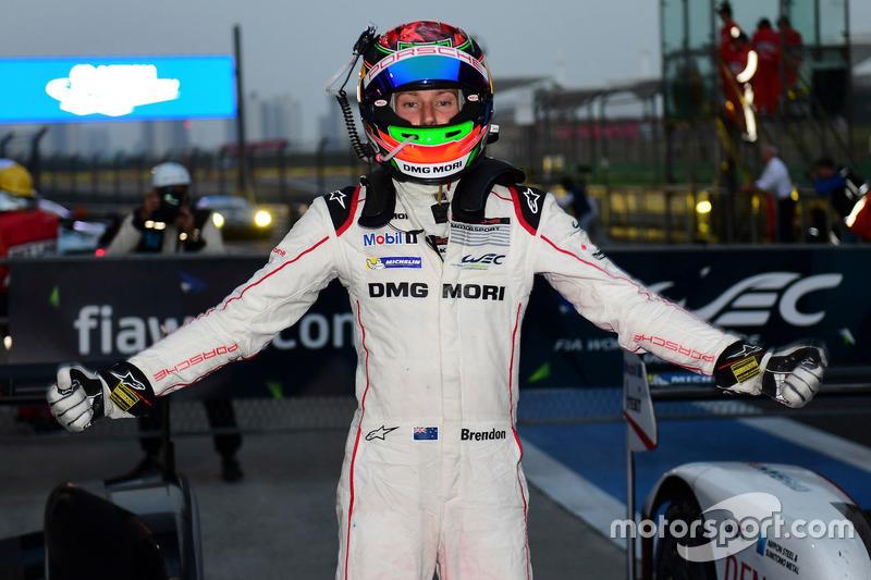 1. #1 Porsche Team, Porsche 919 Hybrid: Brendon Hartley