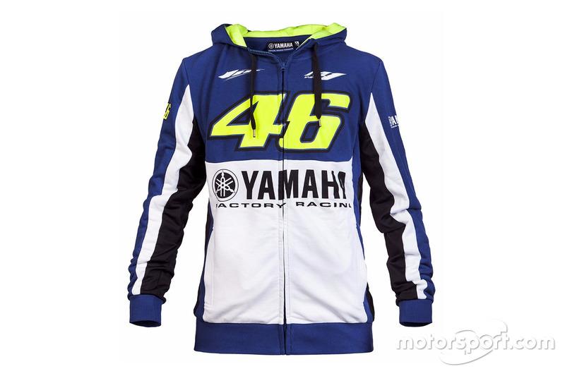 Veste à capuche Yamaha Valentino Rossi