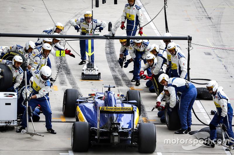 21e Grand Prix sans point pour Sauber