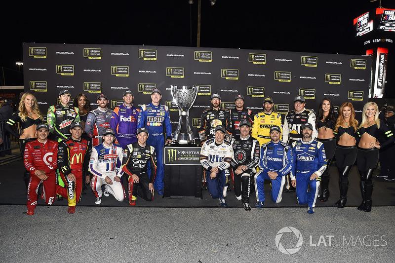 NASCAR Cup NASCAR-Titelkampf 2017