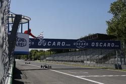 Sieg für Lando Norris, Carlin Dallara F317 - Volkswagen