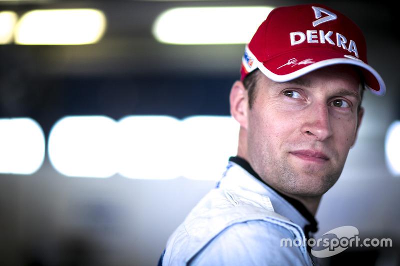 Штефан Мюкке, Ford Chip Ganassi Racing