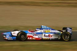 Jean Alesi, Benetton B197