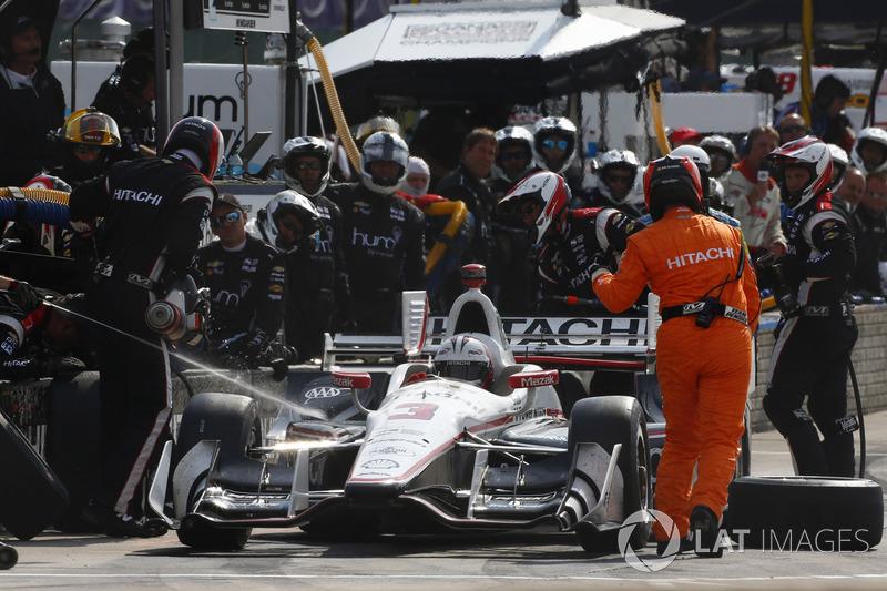 Helio Castroneves, Team Penske, Chevrolet
