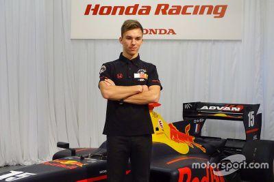 Pierre Gasly Red Bull, presentazione