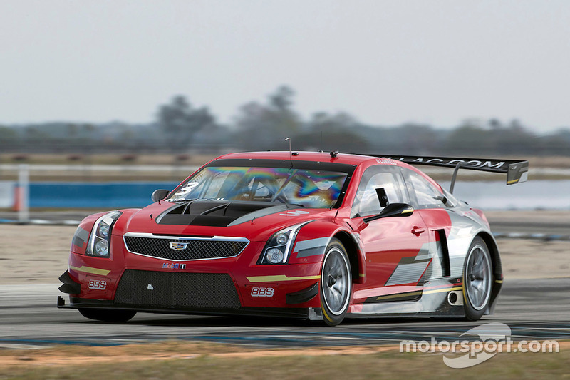 Cadillac Racing testi