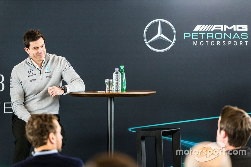 Mercedes-Sportchef Toto Wolff