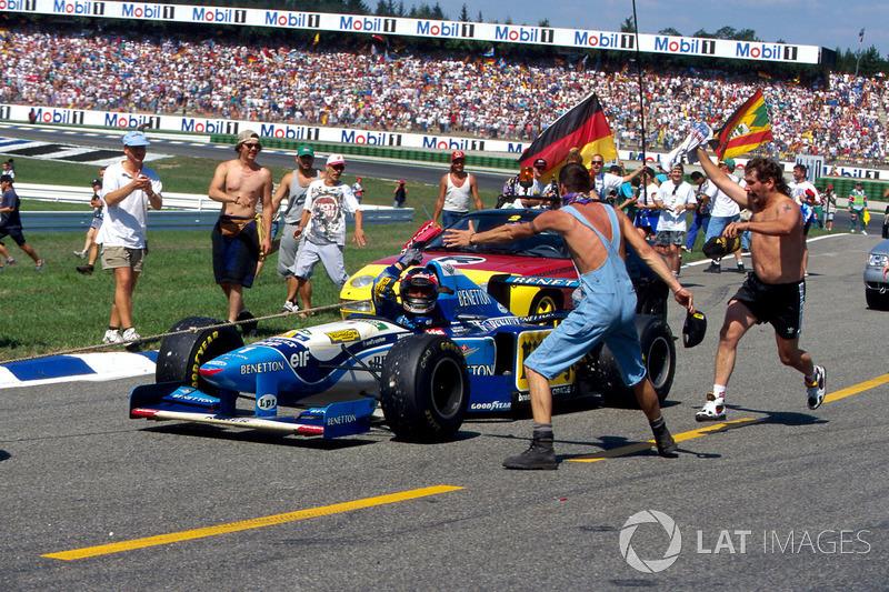 #15 GP d'Allemagne 1995