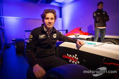 Annonce des pilotes MP Motorsport
