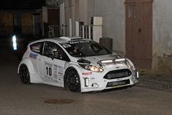 Daniel Sieber, Tim Kränzlein, Ford Fiesta R5