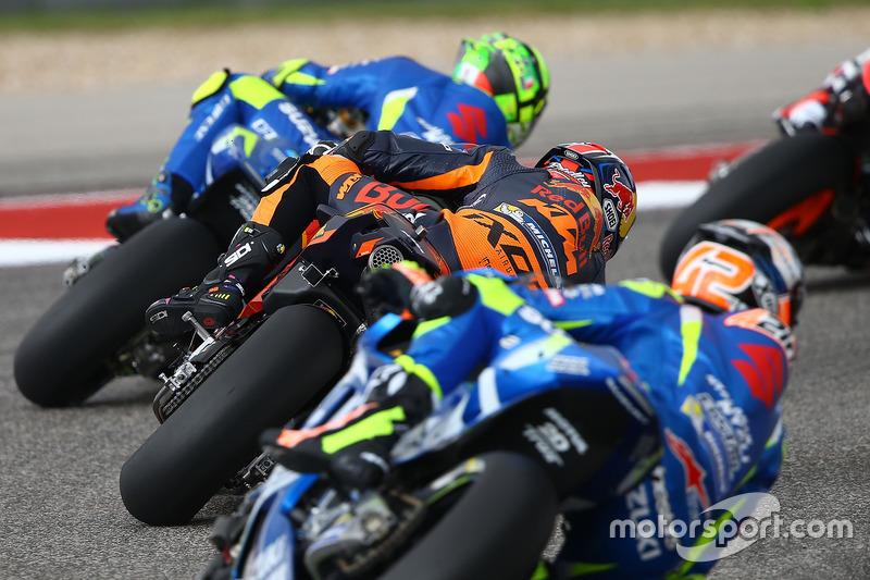 MotoGP Crónica y parrilla