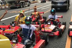 Феліпе Масса - герой Mario Kart у Токіо