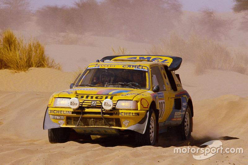 #207 Peugeot: Andrea Zanussi, Roland Arena