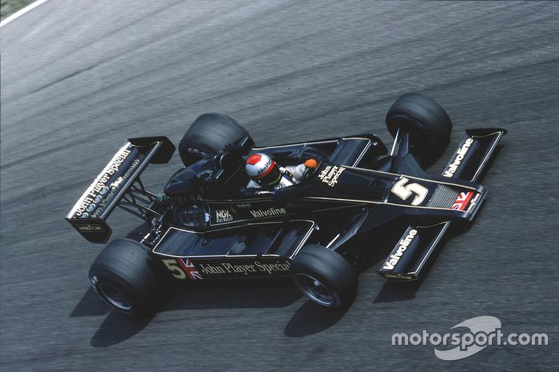 Mario Andretti, Lotus 78 Ford
