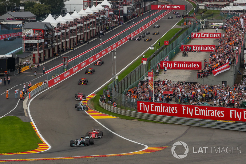 13. GP Belgia (24-26 Agustus)